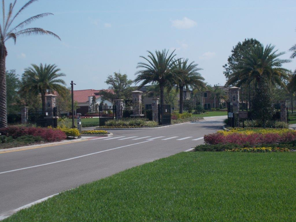 Cordoba Estates Entrance