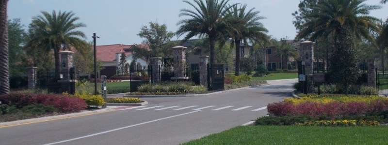 Cordoba Estates Entrance